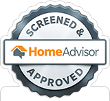 Sweeps, LLC is HomeAdvisor Screened & Approved